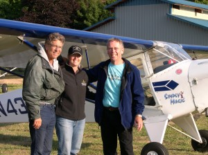 Glide, OR Fly-in with Steve Wolff and ACE