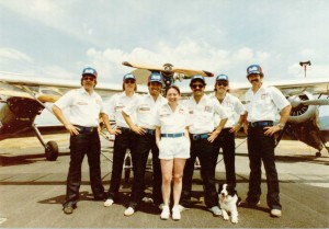 Great American Flying Circus-crew